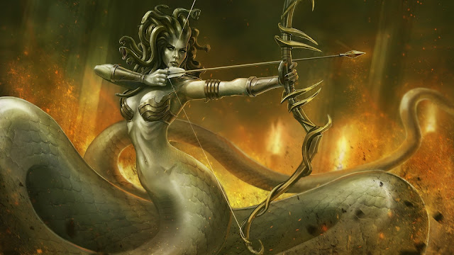 O Povo Serpente