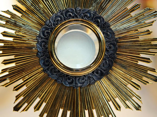 The Eucharist: The Solace of the Bride of Christ
