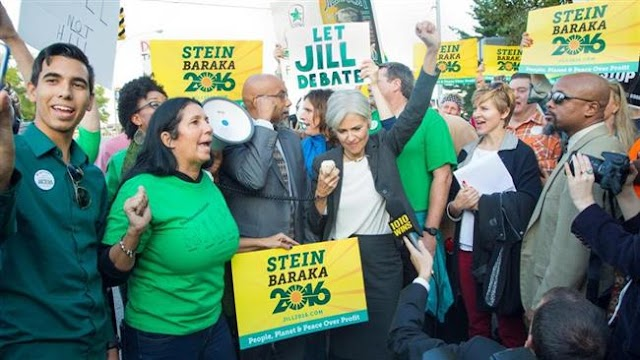 Green Party candidate Jill Stein to hold rally outside Trump Tower amid recounts