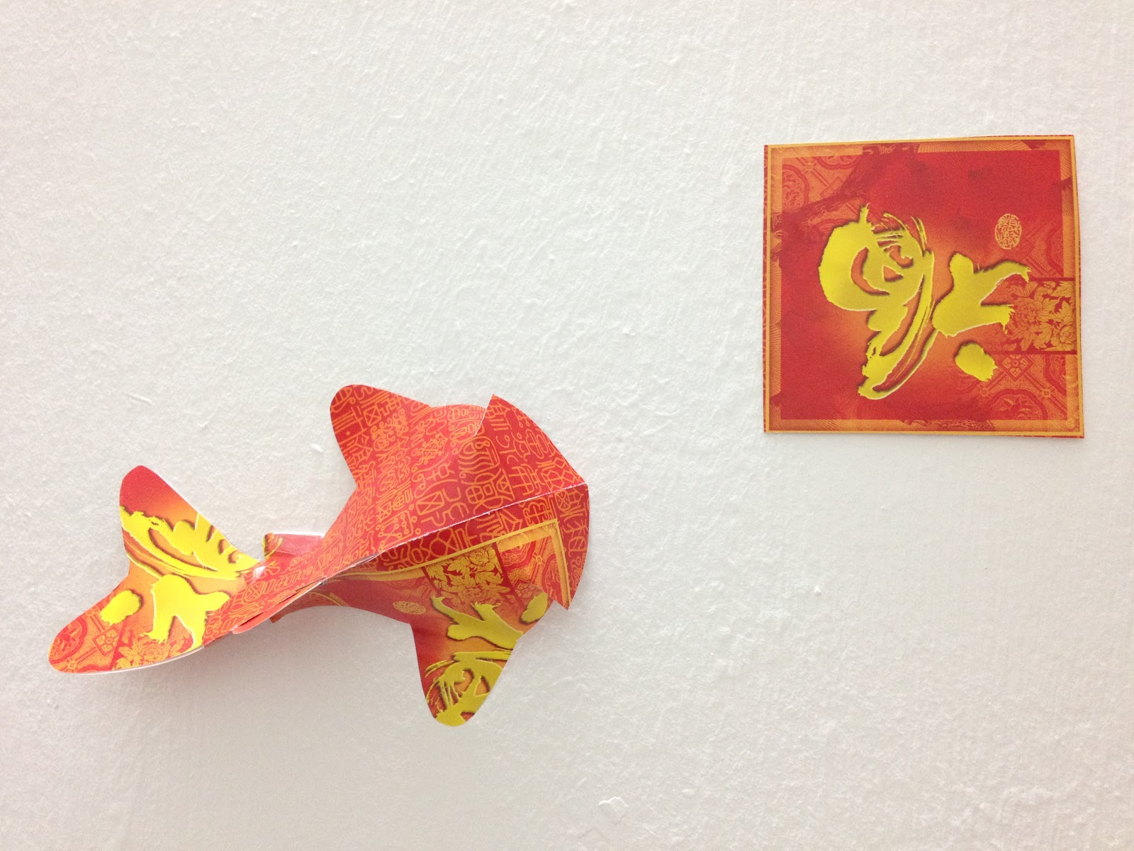 We Have a Lovely Home: Chinese New Year 2013