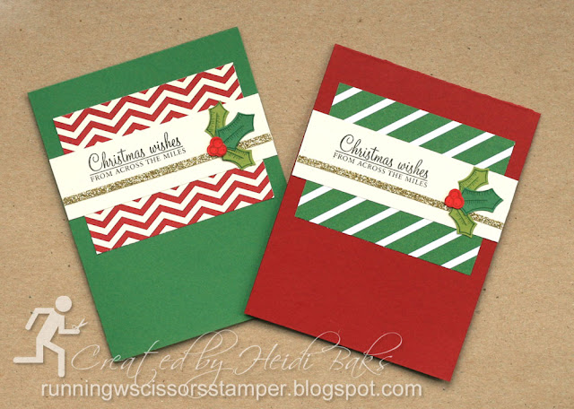 Stampin' Up Holly Berry Happiness
