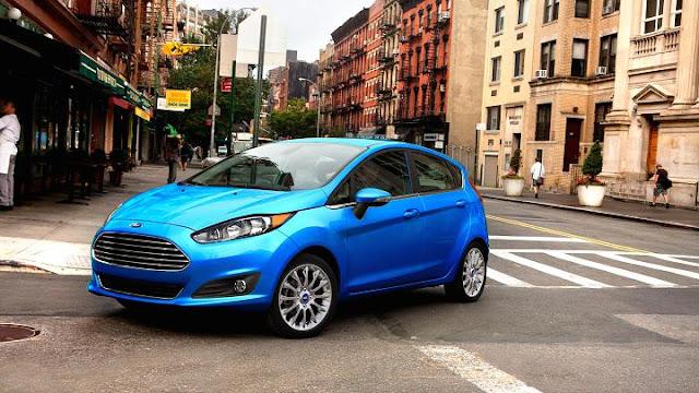 En Ucuz Sıfır Otomatik Vites Arabalar (Ford Fiesta)