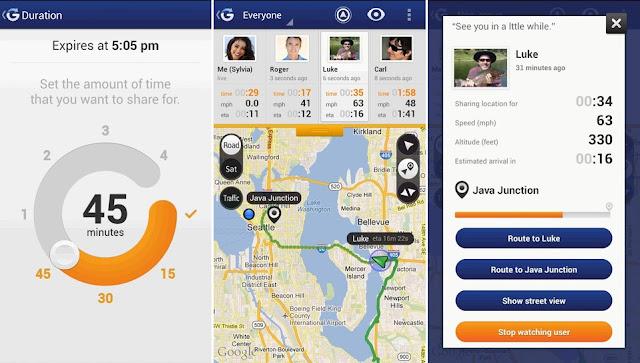 Aplikasi-Aplikasi Pelacak Terbaik