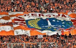 The Jakmania Disanksi Larangan ke Stadion dan Tanpa Atribut