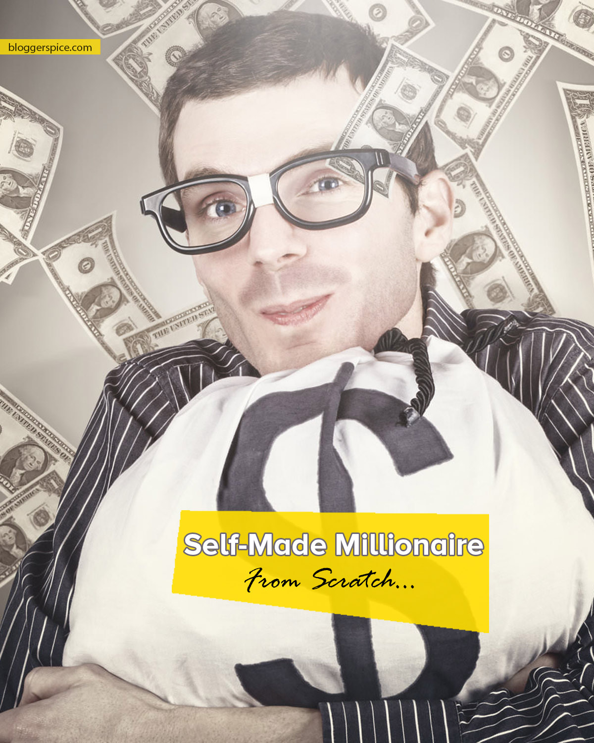 Inculcate A Few Good Habits To Become A Self-Made Millionaire From Scratch