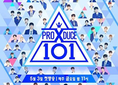 Produce X 101 (프로듀스 엑스 101)