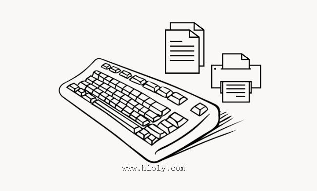 شرح لأهم خصائص برنامج المايكروسوفت وورد الخاص بطابعة الاوراق مثل السير الذاتيه او المعاملات او الملخصات وهوا من أهم برامج الطباعة