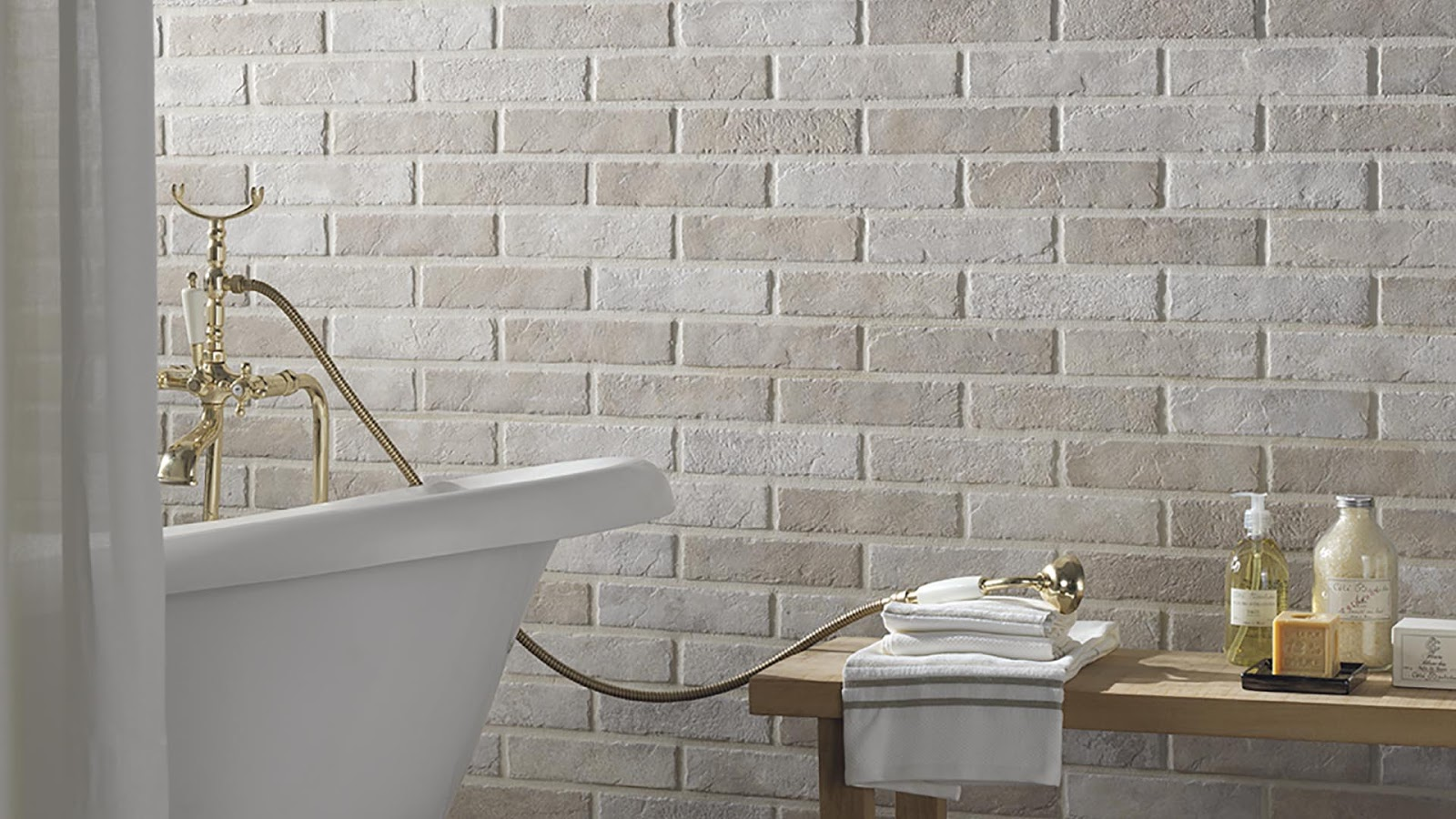 Brick Finish Wall Tiles Brick Generation Floor Amp Wall