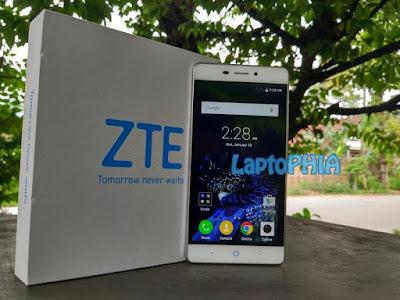Hands On ZTE Blade A711