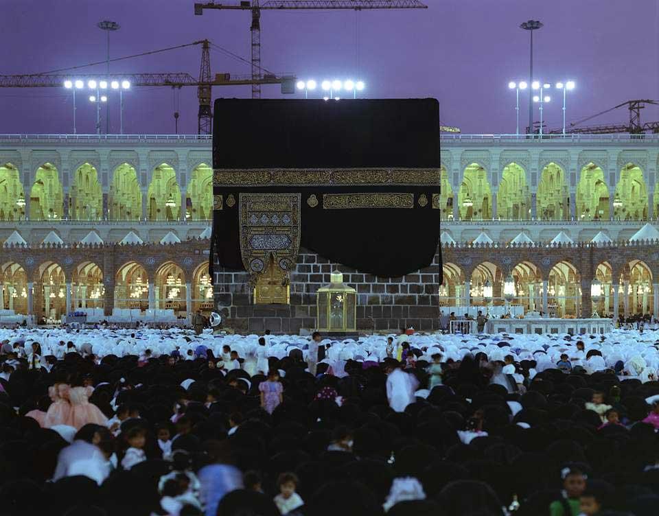Bila gambar bersuara Gambargambar Kaabah di Masjidil