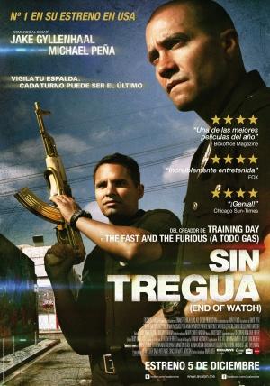 SIN TREGUA (End of Watch) (2012) Ver online - Español latino