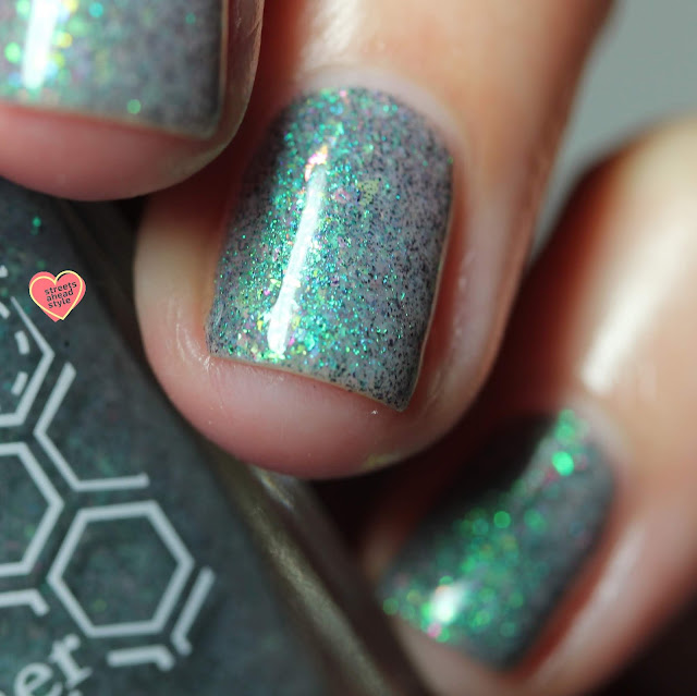 Bee's Knees Lacquer Luck Isn't a Superpower swatch by Streets Ahead Style