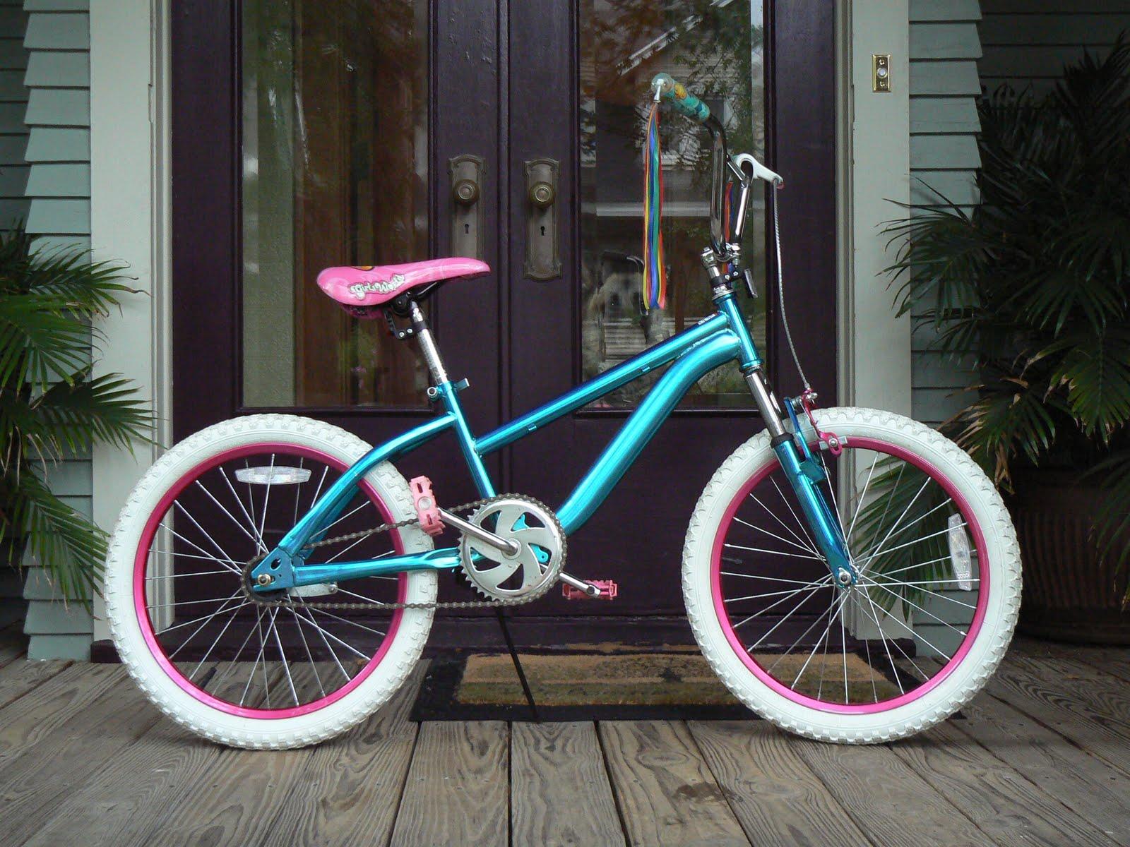Syracuse Bicycle Works Custom Girls Bmx-2088