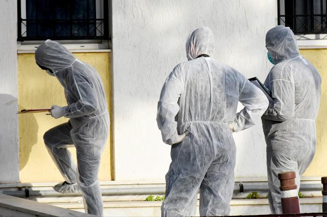 Πυροτεχνουργοί της ΕΛ.ΑΣ. εξουδετέρωσαν εκρηκτικό μηχανισμό πίσω από Αστυνομικό Τμήμα  Δάφνης.