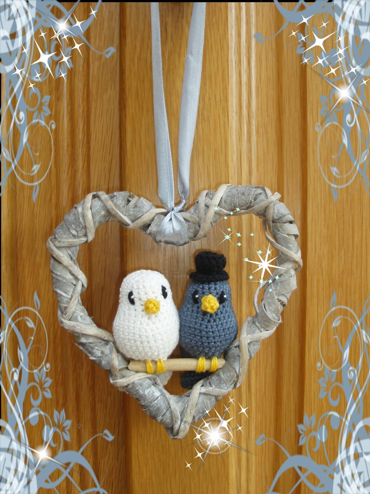 Amigurumi Haaksels Vogeltjes