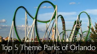 Top 5 Theme Parks of Orlando