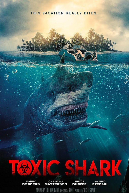 Toxic Shark (2017) Dual Audio Hindi 720p BluRay 700MB
