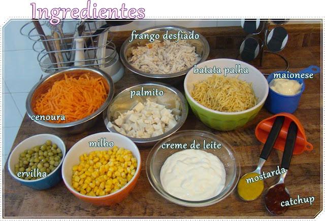 receita de salpicão