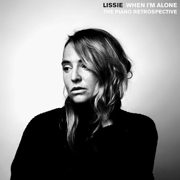 Lissie - When Im Alone The Piano Retrospective Cover