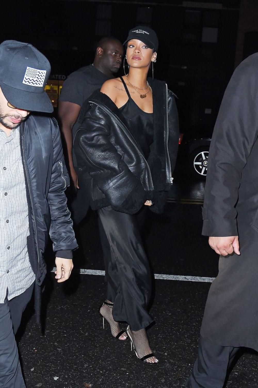 Name it! Dieser Kettentrend aus den 90ern ist zurück Rihanna