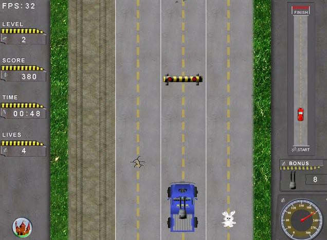 لعبة السيارات نيد فور اكستريم