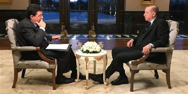 Να επικαιροποηθεί η Συνθήκη της Λωζάνης ζητά ο Ερντογάν - Κυβερνητική απάντηση