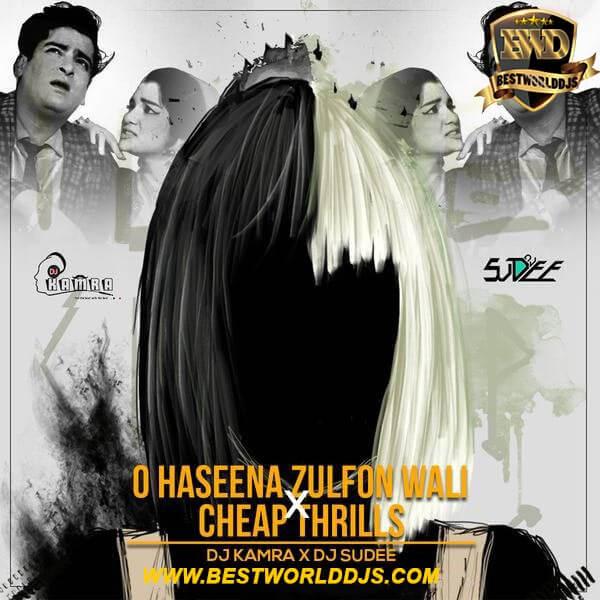 Oh Haseena Zulfo Wali (Remix) - DJ Kamra X DJ Sudee