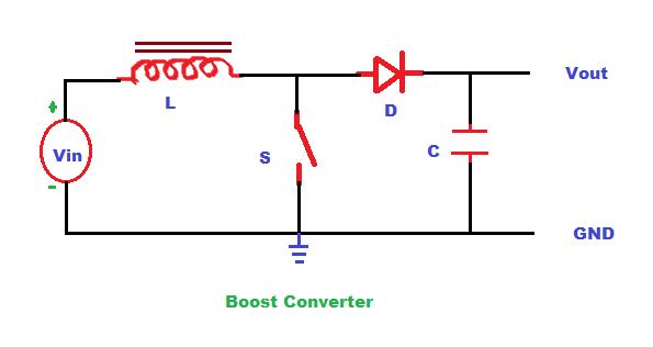 5V Boost Converter