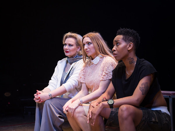 Collective Rage, Southwark Playhouse | Review