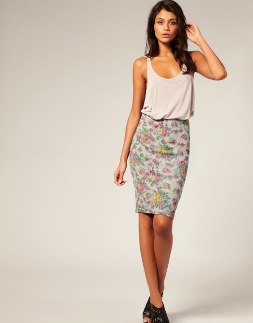 Top 10 Trendy Skirts Designs Dresses For Beautiful Girls 2013-14
