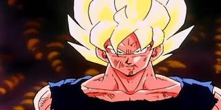 Super Saiyan 1 Goku