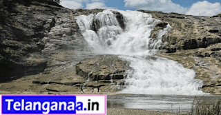 Waterfalls Kuntala in Telangana