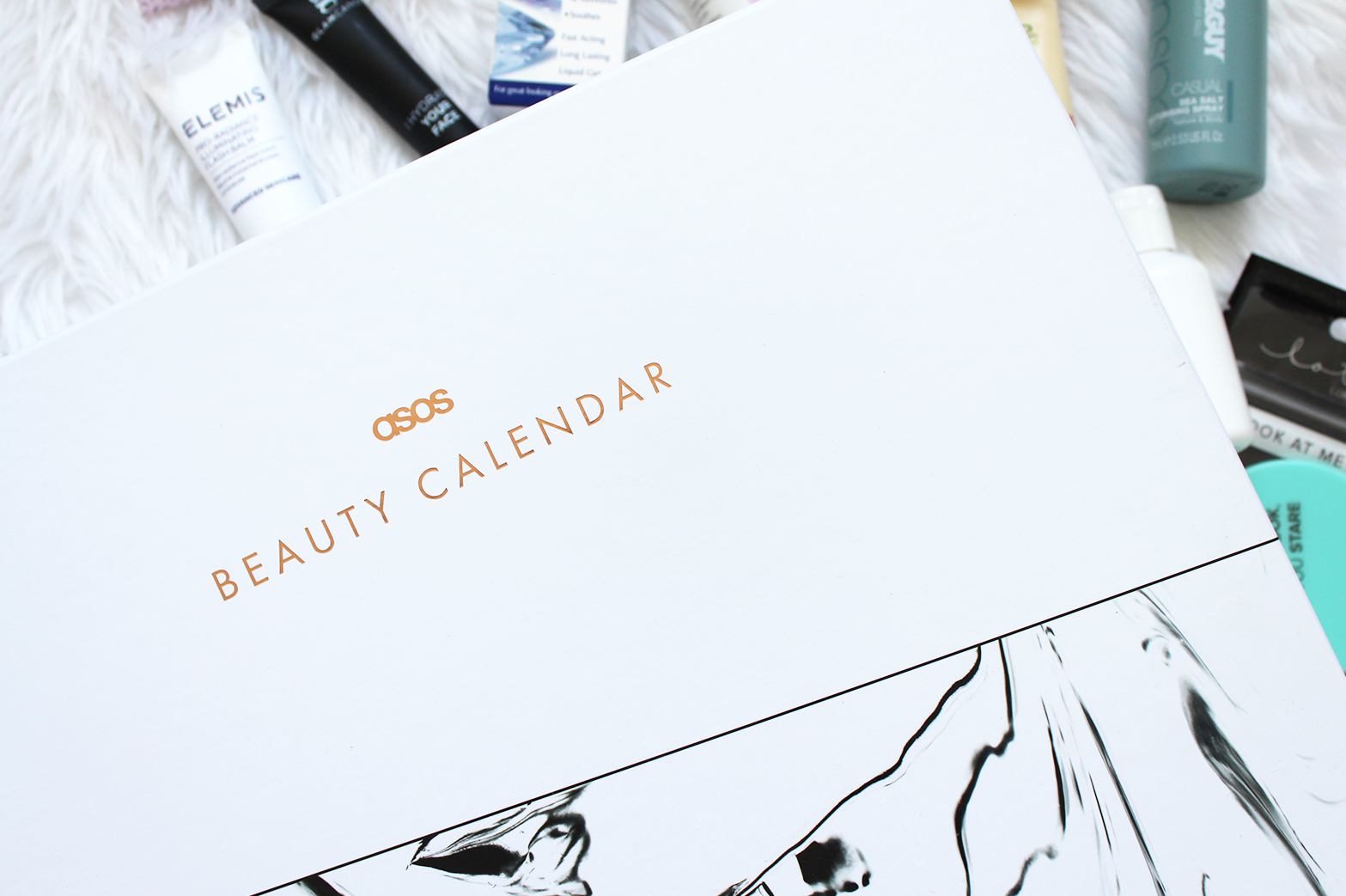 ASOS BEAUTY ADVENT CALENDAR | Was It Worth It? - CassandraMyee