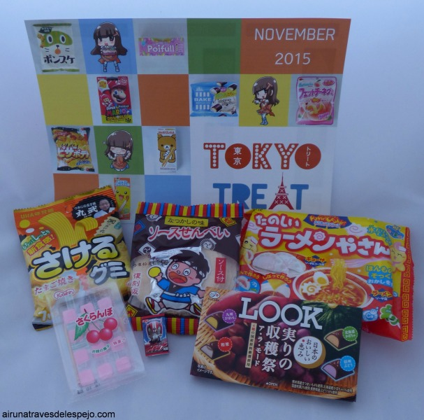 caramelos chuches japon