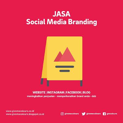 Jasa Social Media Branding