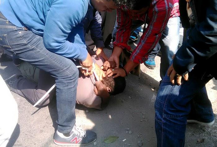 STOP TEROR KEPADA MAHASISWA PAPUA DI JAWA