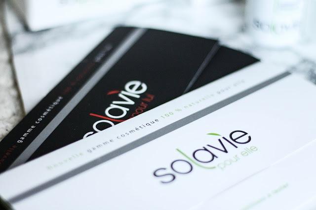 Echantillons produit Solavie