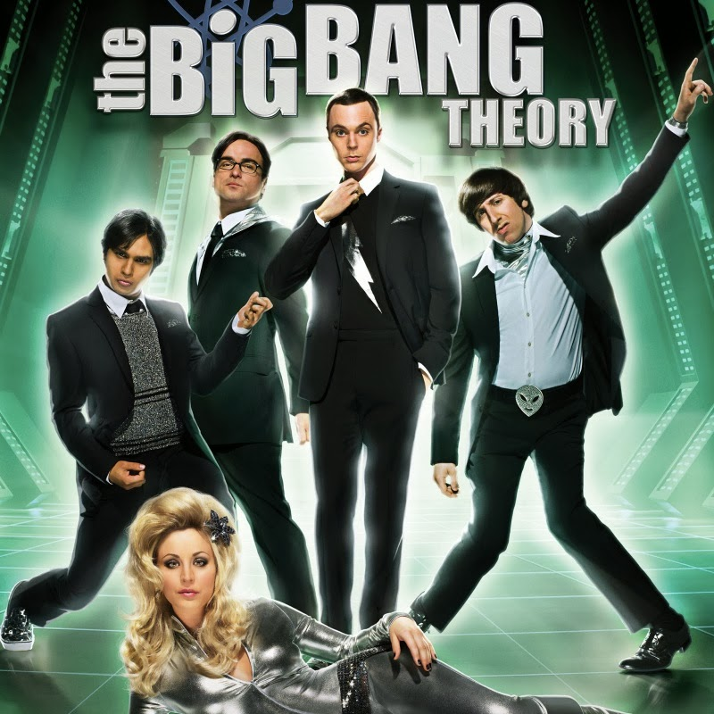 The Big Bang Theory (Tv Series 2007) ταινιες online seires xrysoi greek subs