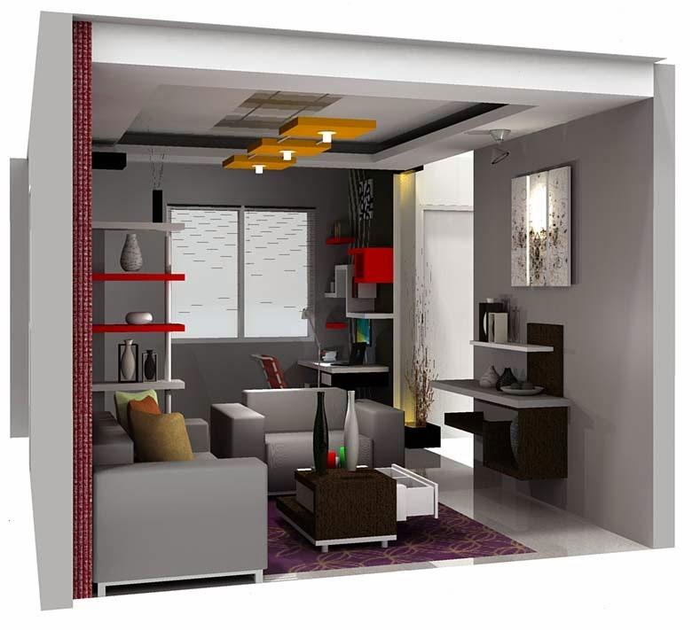 Desain Interior Ruangan Rumah Minimalis - Desain Gambar ...