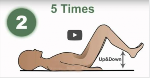 Best Exercise That Lasts Only A Minute And Back Pain Disappears Like Magic