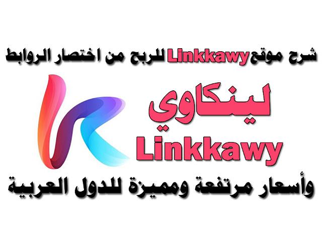 شرح موقع لينكاوي للربح من اختصار الروابط