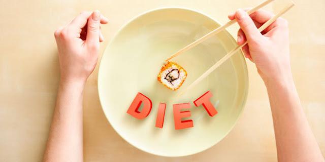5 Bahaya Diet Dalam Waktu Singkat