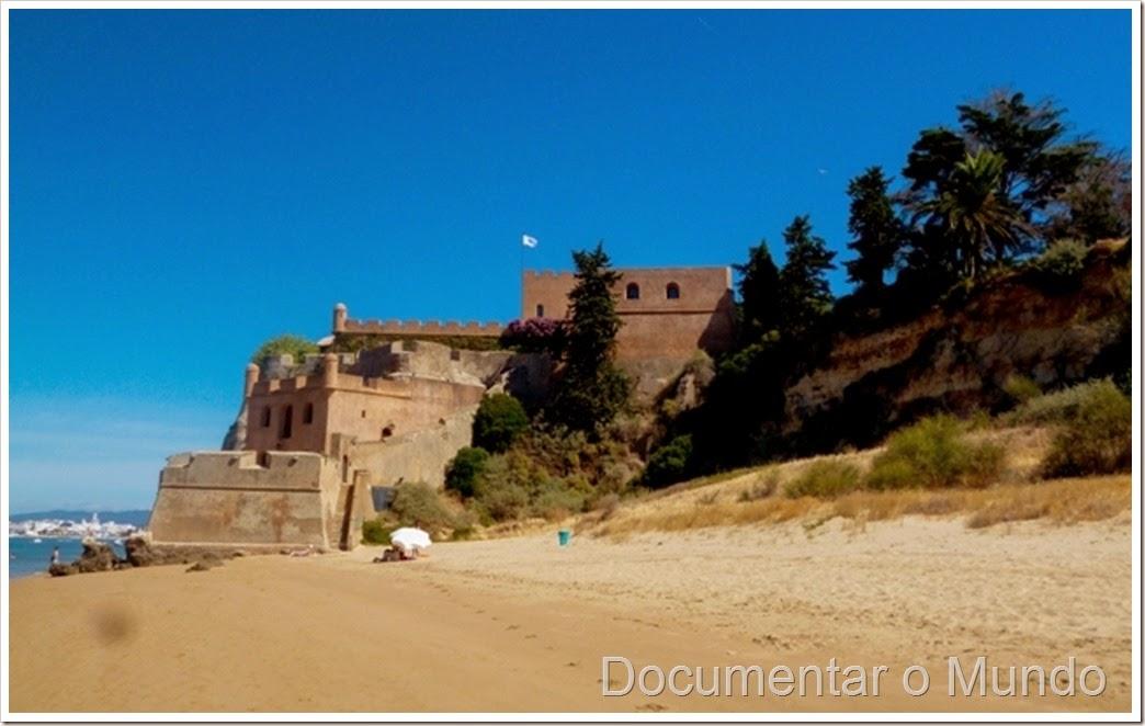 Praia Grande; Ferragudo; Forte de S. João do Arade; Praias do Concelho da Lagoa; Praias no Algarve