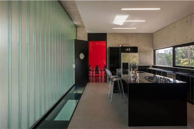 Un interior que sorprende por su originalidad chicanddeco
