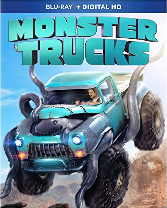 new car movie releasesNew DVD and Bluray Movie Releases  Monster Trucks 2017 DVD and