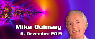 Mike Quinsey – 6. Dezember 2019