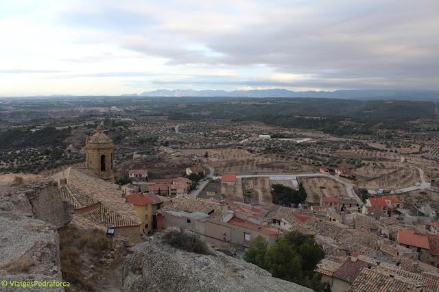 Terol, Aragó, els pobles més bonics del Matarranya, arqueologia, patrimoni cultural