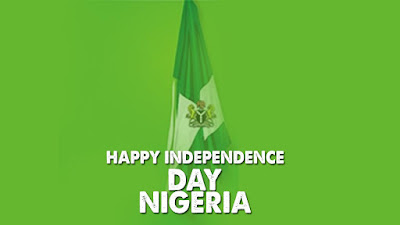 Happy Independence Day To Nigerians