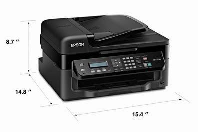 private ink cartridges inside a infinite Download Epson WorkForce WF-2530 Printer Driver