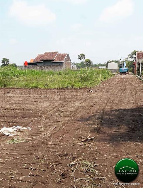 Tanah Siap Bangun di Purwomartani